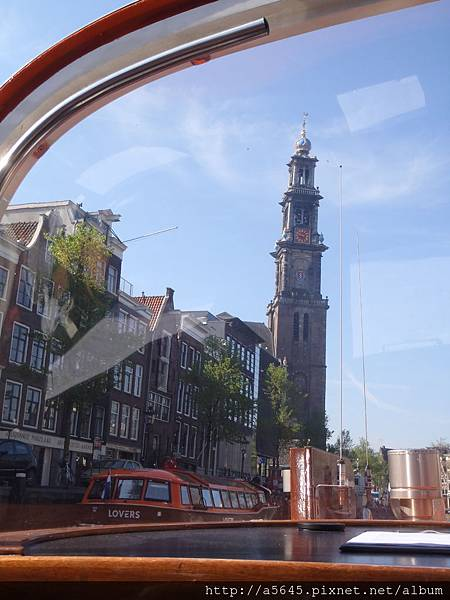 搭運河遊荷蘭