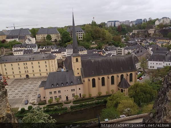 盧森堡地下要塞