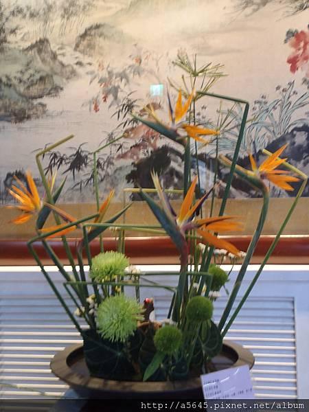 中華花藝,茶之道持展