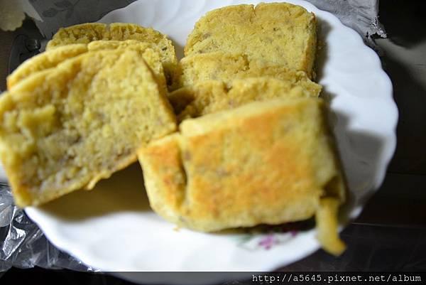 香蕉蛋糕(無泡打粉)