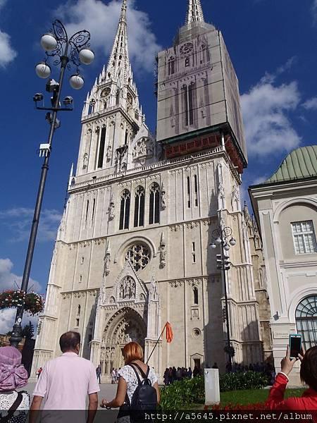 札格雷布大教堂