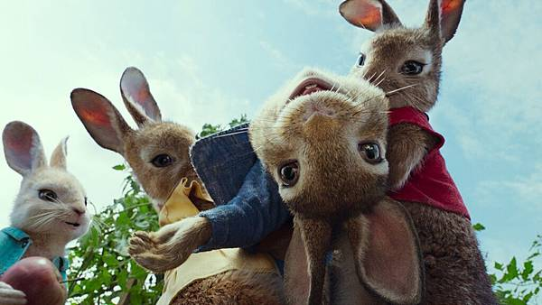 比得兔影評心得