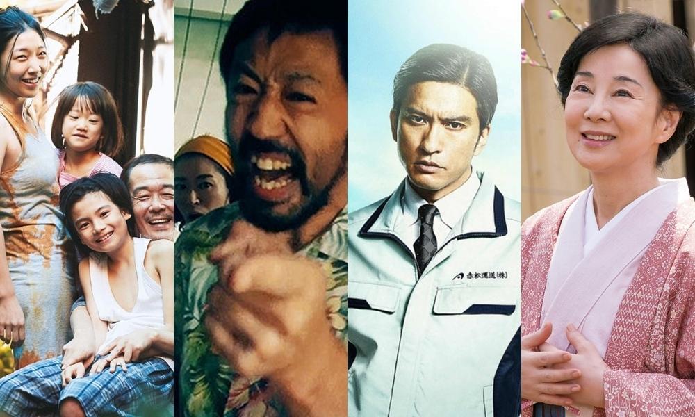 第42屆日本電影金像獎奧斯卡