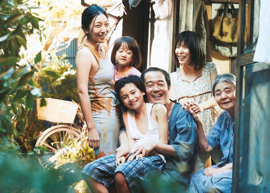 日本電影小偷家族在美國賣破200萬美金