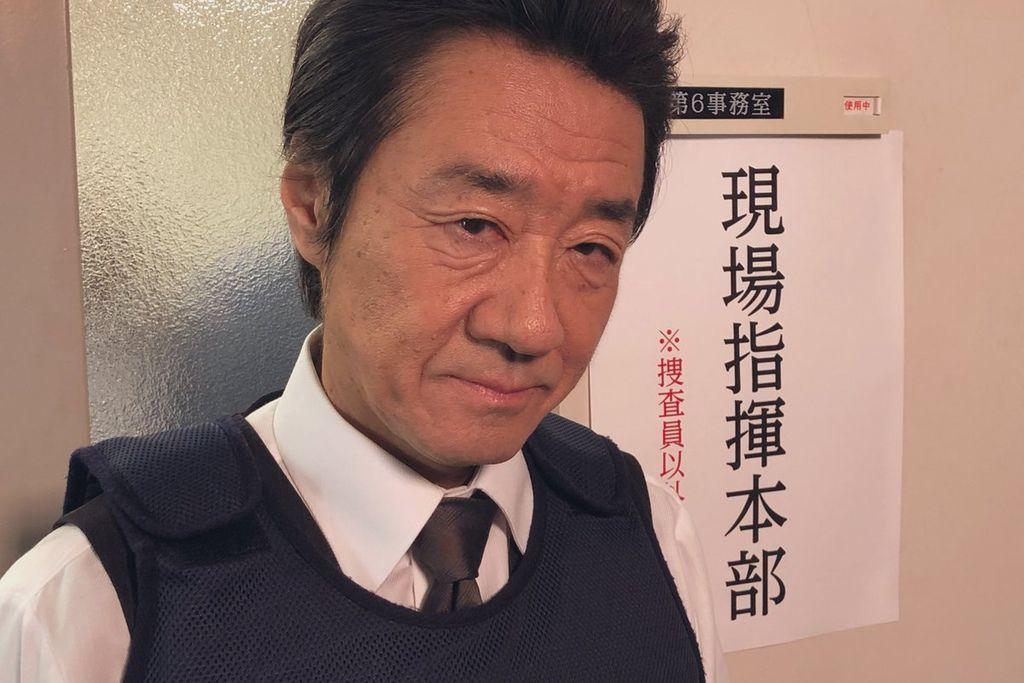 大友康平飾演五十嵐徹