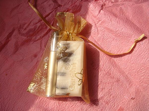 手工皂+香水+紗袋.JPG