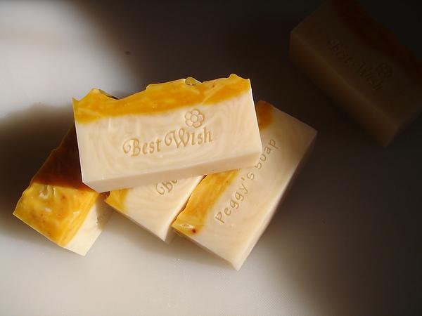 黃金甜橙皂