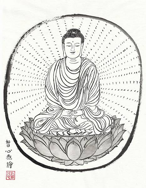阿彌陀佛畫