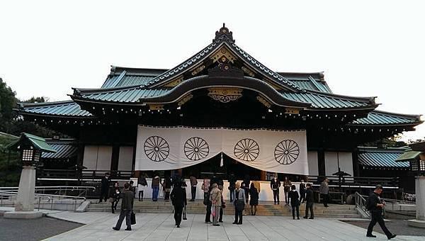 靖国神社-7