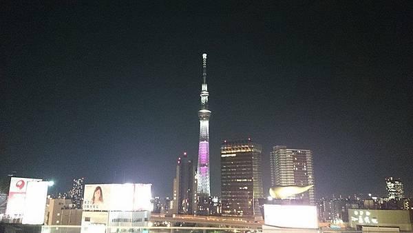遠眺晴空塔-3