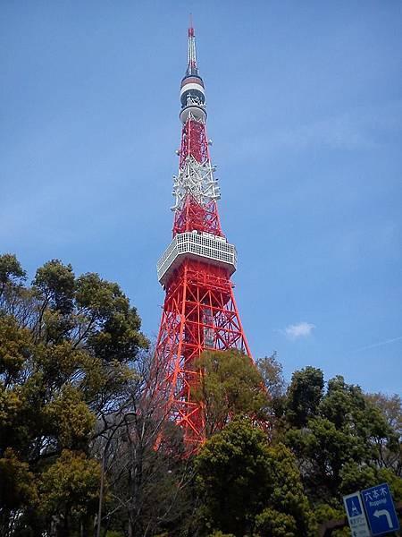 東京鐵塔-7