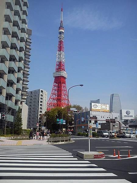 東京鐵塔-1