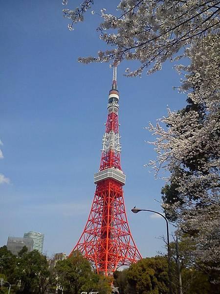 東京鐵塔-3