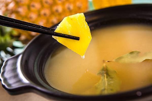 鳳梨鍋(小)