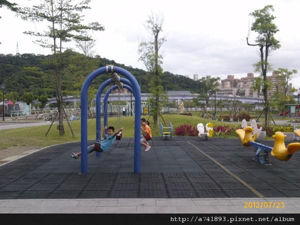 101年7月23日陽光運動公園