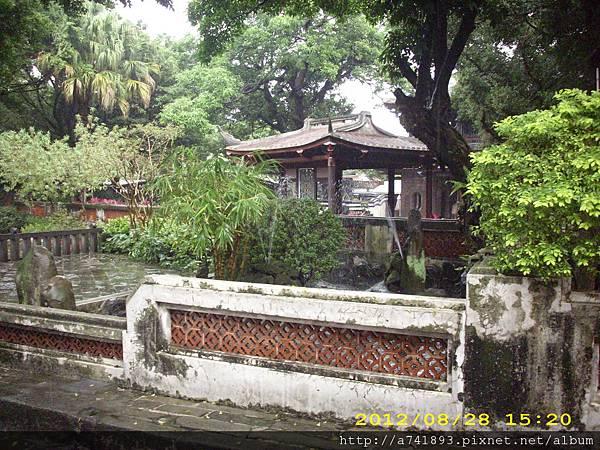 (6)林家花園