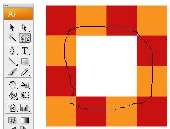 Adobe Illustrator 軟體教學,放射狀效果與路徑平均 (下載,向量圖,去背漸層,pdf,遮色片,自學教程,推薦書籍,插畫設計數位媒體)7