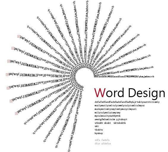 Adobe Illustrator 軟體教學,放射狀效果與路徑平均 (下載,向量圖,去背漸層,pdf,遮色片,自學教程,推薦書籍,插畫設計數位媒體)16