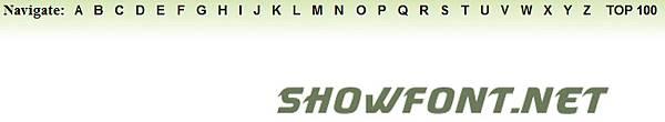 Showfont.net