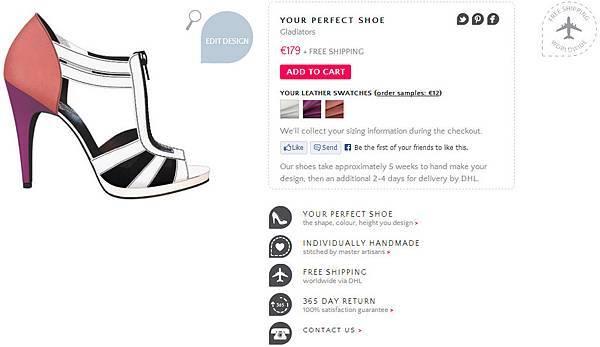 [產品設計] 客制化高跟鞋設計.禮物: 購買自己設計的鞋子(Design Custom Made Shoes) (電子商務,互動介面設計,服務設計,走路,品牌,好穿法,高度,ballet flats(芭蕾舞鞋),mid heels(中根鞋),high heels(高根鞋), extra high heels(超高跟鞋), flat sandals(平底涼鞋), heeled sandals(高跟涼鞋), gladiators Shoes(羅馬鞋), party heels(宴會高跟鞋), flat oxfords(平底休閒鞋), ankle boots(短靴), wedge heels(楔形鞋))5
