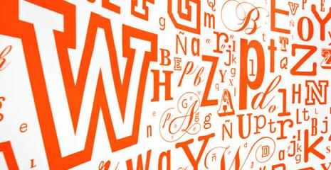 [設計資源]最新免費英文字型資源字體設計,設計資源,外框字,TrueType,PostScript,OpenType