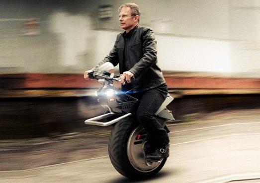 RYNO Bike, Hoffmann,獨輪電動機車
