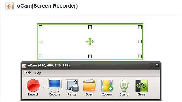 oCam (Screen Recorder) 教學,聲音,下載,推薦免費可錄製遊戲與錄影Mp4高畫質HD的錄影軟體App