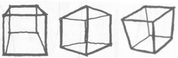 透視學(perspective),透視法教學畫法講義2一點透視,兩點透視,三點透視,基本名詞教學,說明(透視觀察,種類,畫法)08