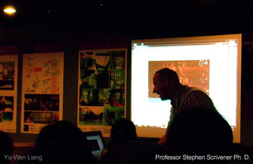 Dr. Stephen,2010 國際設計創作與實務研討會 CDC 中華設計創作學會臺師大設計系/研究所 (梁桂嘉教授,鄧成連教授).jpg