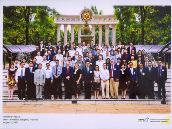 泰國國際研討會 Bangkok International Conference of Organizational Innovation (USA) 發表 (穿著,補助金,英文,議程表,定義,議程)