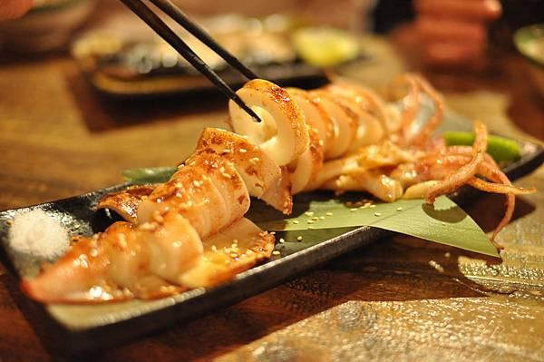 火烤中卷 鰻魚醬