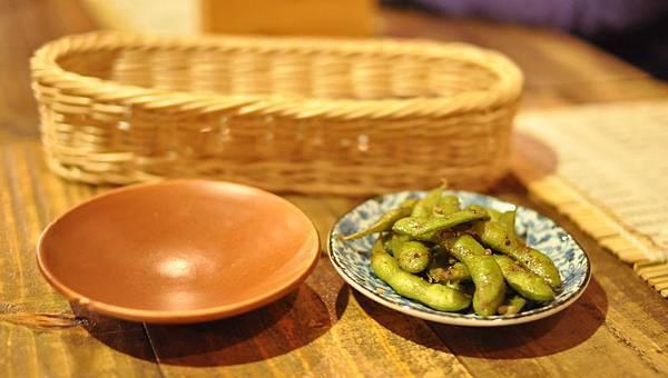 前菜 毛豆