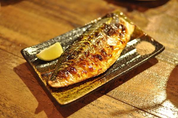 烤挪威靖魚-1