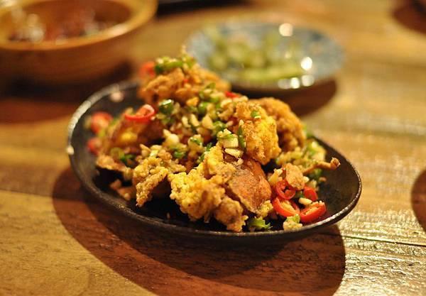椒鹽軟殼蟹