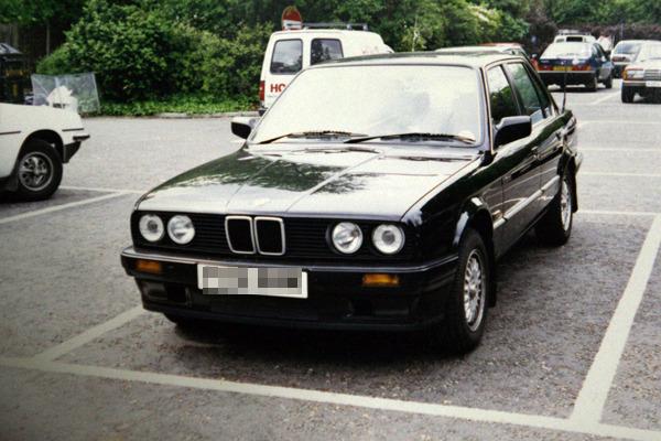 我的BMW
