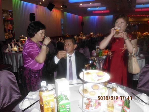 偉豪景儀婚宴 007