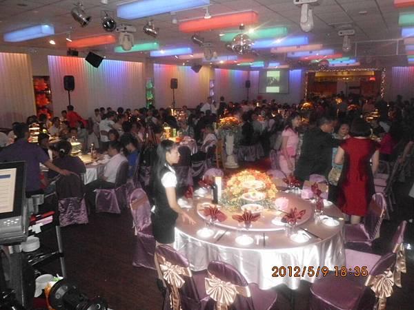 偉豪景儀婚宴 011