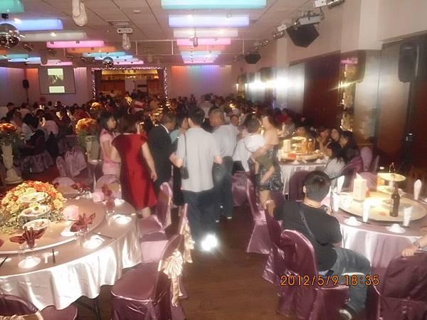 偉豪景儀婚宴 012