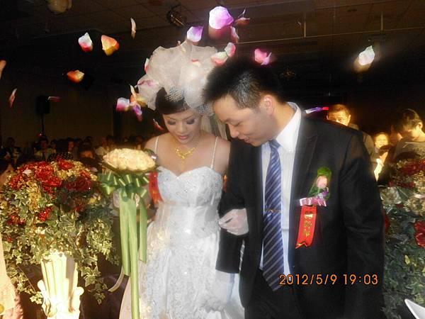 偉豪景儀婚宴 025
