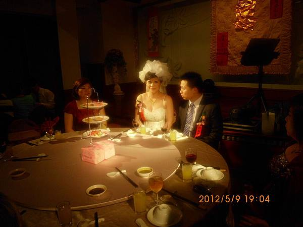 偉豪景儀婚宴 029