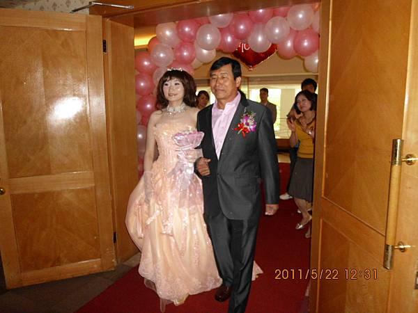 進添女兒婚宴集景 080.JPG