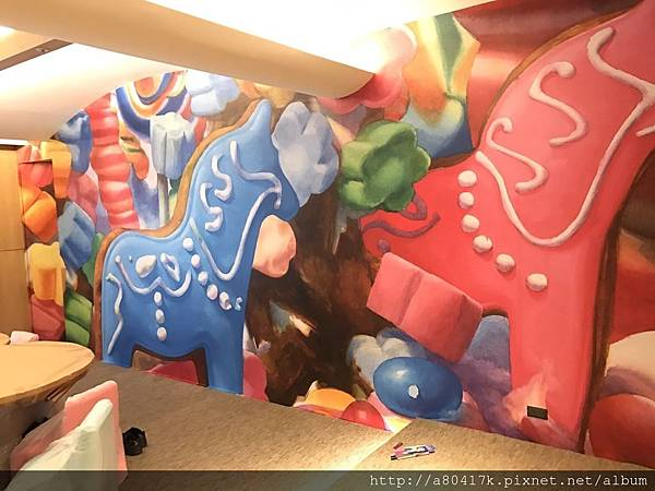 中華宇泰 大圖輸出  大型牆面印刷