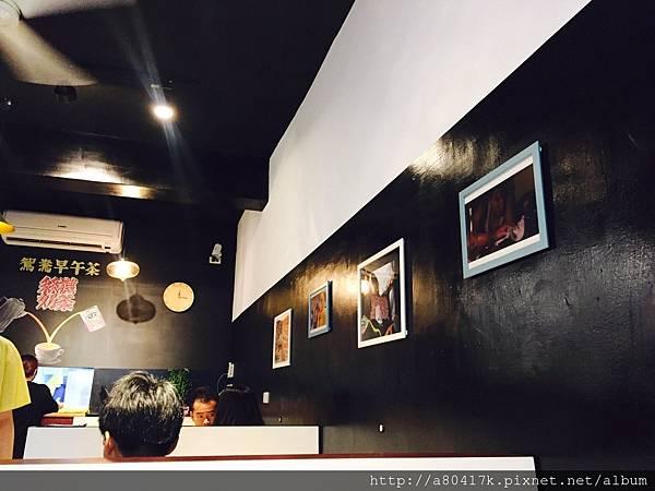 鴛鴦早午餐 (1) 板橋新埔 美食 早午餐  中華宇泰廣告招牌