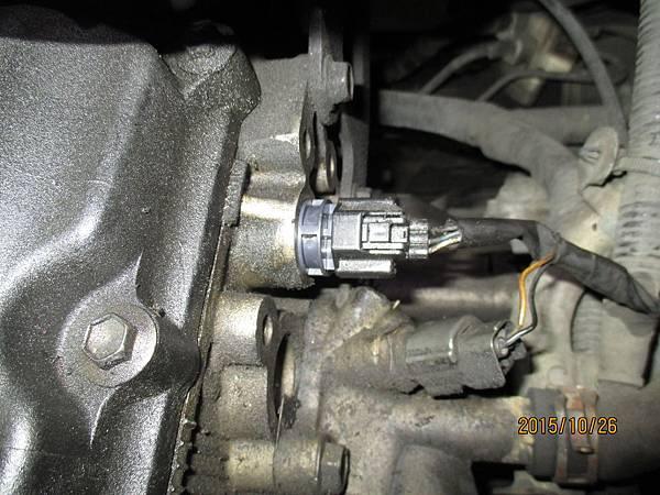 NISSAN X'TRAIL 引擎故障燈亮起查修@ 生豐汽車部落格:: 痞客邦::