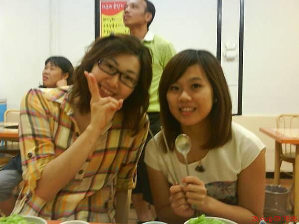 二妹與在韓國待了三年的台灣人