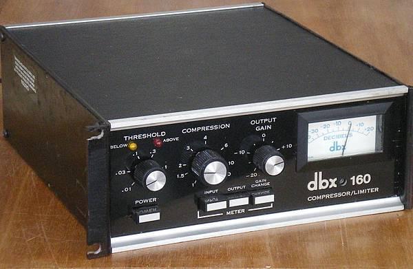 dbx 160 - good