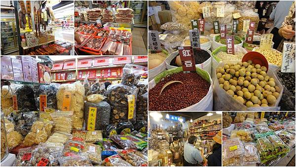 台北之旅南門市場10