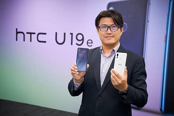 HTC新聞照片(台灣區總經理陳柏諭)