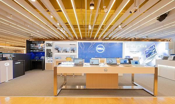 戴爾全台首家旗艦門市正式開幕   消費、電競、商用、企業級PC到顯示器 全產品系列一次體驗-1