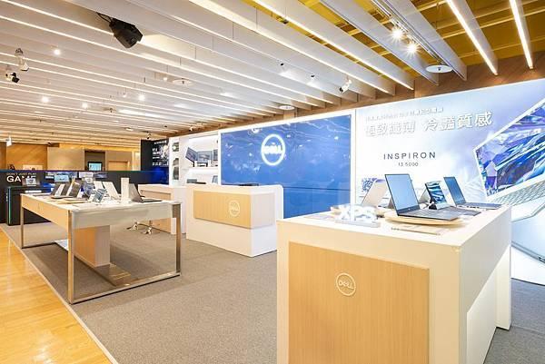 戴爾全台首家旗艦門市正式開幕   消費、電競、商用、企業級PC到顯示器 全產品系列一次體驗-2